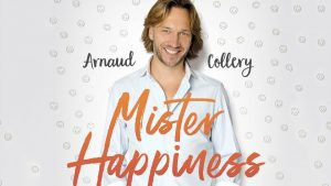 Happiness coach, Arnaud Collery