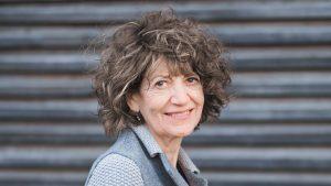 Psychotherapist Susie Orbach